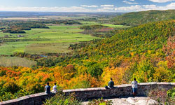 11. Check Out The Beautiful Belvédère Champlain