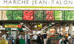 Visit The Jean Talon Food Market