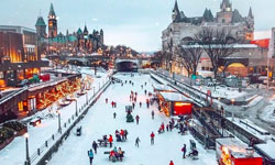 Skate On the Rideau Canal